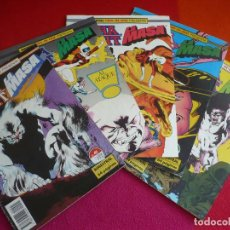 Cómics: ALPHA FLIGHT VOL. 1 Nº 41, 42, 43, 44 Y 45 ¡BUEN ESTADO! FORUM MARVEL TWO IN ONE HULK LA MASA. Lote 119079443