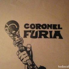 Cómics: CORONEL FURIA. Lote 119129795