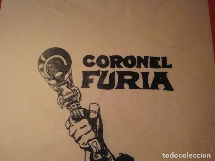 Cómics: CORONEL FURIA - Foto 2 - 119129795