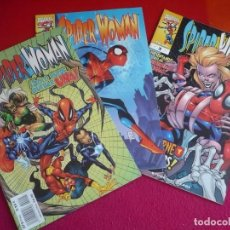 Cómics: SPIDERWOMAN 1, 2 Y 3 ( BYRNE SEARS ) ¡MUY BUEN ESTADO! MARVEL FORUM SPIDERMAN SPIDER WOMAN. Lote 119160995