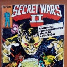 Cómics: SECRET WARS II. NÚMEROS DEL 21 AL 25. Lote 119174863