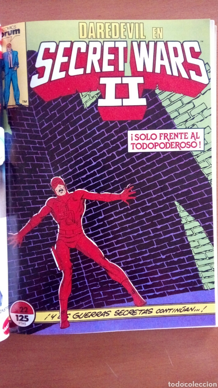Cómics: Secret Wars II. Números del 21 al 25 - Foto 3 - 119174863
