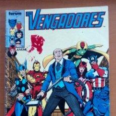 Cómics: LOS VENGADORES N°20. Lote 119192131
