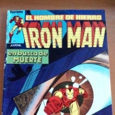 Cómics: IRON MAN N°7. Lote 119194602