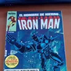 Cómics: IRON MAN N°10. Lote 119194771