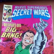 Cómics: SECRET WARS. MARVEL SUPERHEROES. N°12. Lote 119195418