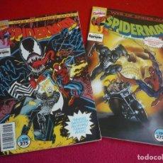 Cómics: SPIDERMAN VOL. 1 NºS 298 Y 299 ( MACKIE ) ¡BUEN ESTADO! FORUM MARVEL MOTORISTA FANTASMA. Lote 119255959