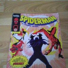Cómics: COMIC SPIDERMAN VOLUMEN 1 FORUM PLANETA Nº 81. Lote 119300983