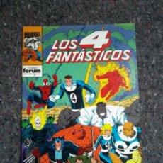 Cómics: LOS 4 FANTÁSTICOS # 107. Lote 119335015