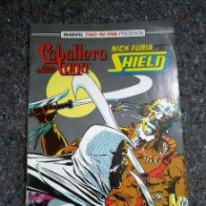 Cómics: CABALLERO LUNA & NICK FURIA AGENTE DE SHIELD # 18. Lote 119337475