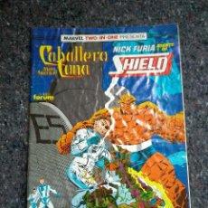 Cómics: CABALLERO LUNA & NICK FURIA AGENTE DE SHIELD # 19. Lote 119337955