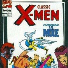 Cómics: CLASSIC X-MEN VOL. 2 (1994-1995) #4. Lote 119390739