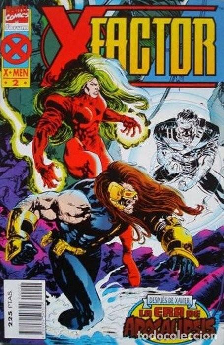 X-FACTOR VOL. 1 (1995-1996). LA ERA DE APOCALIPSIS #2 (Tebeos y Comics - Forum - Factor X)