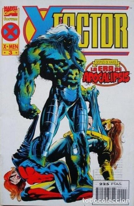 X-FACTOR VOL. 1 (1995-1996). LA ERA DE APOCALIPSIS #3 (Tebeos y Comics - Forum - Factor X)
