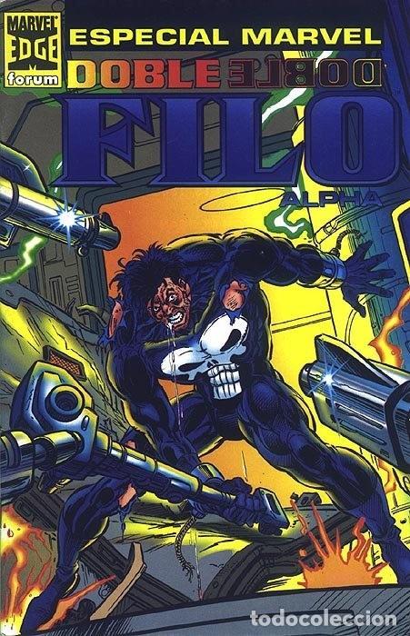 DOBLE FILO #1. ALPHA (Tebeos y Comics - Forum - Otros Forum)