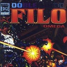 Cómics: DOBLE FILO #2. OMEGA. Lote 119397195
