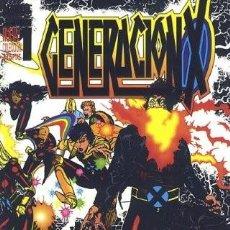 Cómics: GENERACIÓN-X VOL. 1 (1995) #1. Lote 119397327