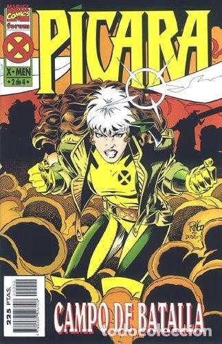 PÍCARA (1995-1996) #2 (Tebeos y Comics - Forum - Otros Forum)