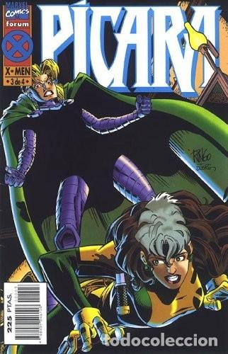 PÍCARA (1995-1996) #3 (Tebeos y Comics - Forum - Otros Forum)