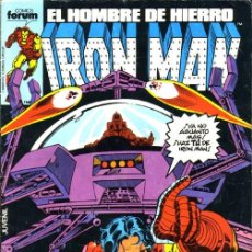 Cómics: IRON MAN VOL.1 Nº 21 FORUM. Lote 119458127