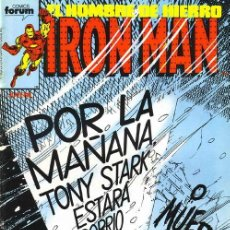 Cómics: IRON MAN VOL.1 Nº 31 FORUM. Lote 119458923