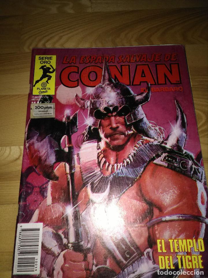 COMIC LA ESPADA SALVAJE DE CONAN VOLUMEN I NUMERO 39 FORUM PLANETA (Tebeos y Comics - Forum - Conan)