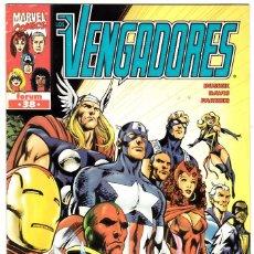 Cómics: LOS VENGADORES VOL.3 Nº 38 - FORUM. Lote 119502975