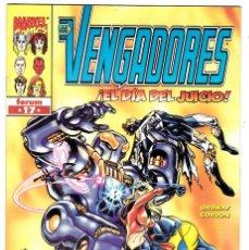 Cómics: LOS VENGADORES VOL.3 Nº 17 - FORUM. Lote 119588959