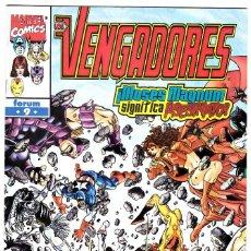 Cómics: LOS VENGADORES VOL.3 Nº 9 - FORUM. Lote 119589771