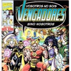 Cómics: LOS VENGADORES VOL.3 Nº 5 - FORUM. Lote 119589863