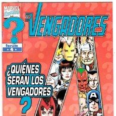 Cómics: LOS VENGADORES VOL.3 Nº 4 - FORUM. Lote 119589871