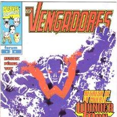 Cómics: LOS VENGADORES VOL.3 Nº 3 - FORUM. Lote 119589887