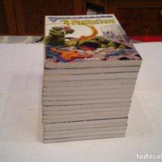 Cómics: BIBLIOTECA MARVEL 4 FANTASTICOS - FORUM - 14+3 - MUY BUEN ESTADO - GORBAUD- CJ90. Lote 119621227