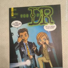 Cómics: THE DR FILES. Lote 119762030