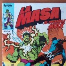Fumetti: LA MASA, EL INCREÍBLE HULK N°32.. Lote 119839272