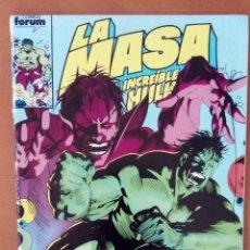 Cómics: LA MASA, EL INCREÍBLE HULK. N°35. Lote 119839407
