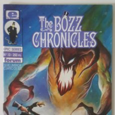 Cómics: EPIC SERIES #10 THE BOZZ CHRONICLES (FORUM, 1992) . Lote 119842119