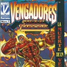 Cómics: LOS VENGADORES VOL.2 Nº7. Lote 119900983
