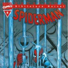 Cómics: BIBLIOTECA MARVEL: SPIDERMAN Nº6. Lote 119902491