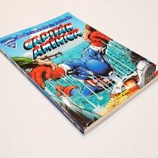 Cómics: CAPITAN AMERICA 20 CASI EXCELENTE ESTADO FORUM BIBLIOTECA MARVEL. Lote 119941532