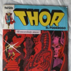 Cómics: 2 COMICS FORUM THOR-TODOPODEROSO V 1 Nº 3 Y 17 DE MARVEL COMICS GROUP 1983 NUEVOS. Lote 119944895