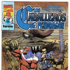 Cómics: LOS CABALLEROS DE PENDRAGÓN. Nº 6 DE 18 . Lote 120008723