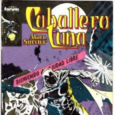 Cómics: CABALLERO LUNA Nº 8 - FORUM. Lote 120008999