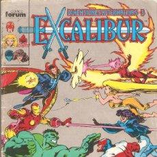 Cómics: EXCALIBUR - VOL 1 Nº 14 - FORUM.. Lote 153762124
