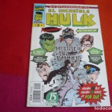Cómics: HULK VOL. 3 Nº 2 ( PETER DAVID KUBERT ) FLASHBACK ¡MUY BUEN ESTADO! FORUM MARVEL . Lote 120187623