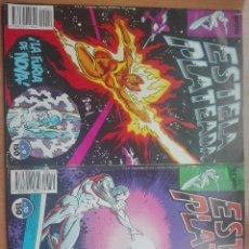 Cómics: PACK ESTELA PLATEADA 9 Y 10.VOLUMEN 1.1989. Lote 120234547