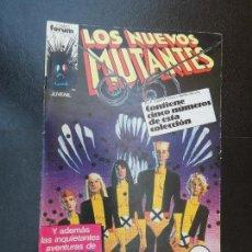 NUEVOS MUTANTES - TOMO RETAPADO CON LOS Nº 21 22 23 24 25 EDICIONES FORUM