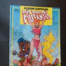 Comics: ÁLBUM ESPECIAL LOS NUEVOS MUTANTES CON 2 NºS EXTRA PRIMAVERA + VERANO 1987 EDICIONES FORUM . Lote 120261351