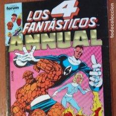 Cómics: LOS 4 FANTASTICOS VOL.1 DE MARVEL FORUM Nº32 EN GRAPA ANNUAL. Lote 120340675