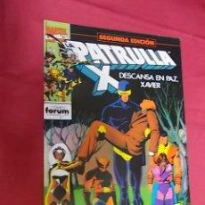 Cómics: LA PATRULLA X. Nº 22 . SEGUNDA EDICION. FORUM. . Lote 120362227